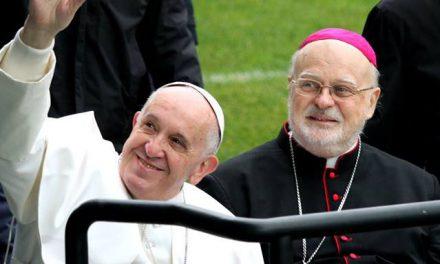 Kardinaali Arborelius Vatikaanin talousneuvostoon