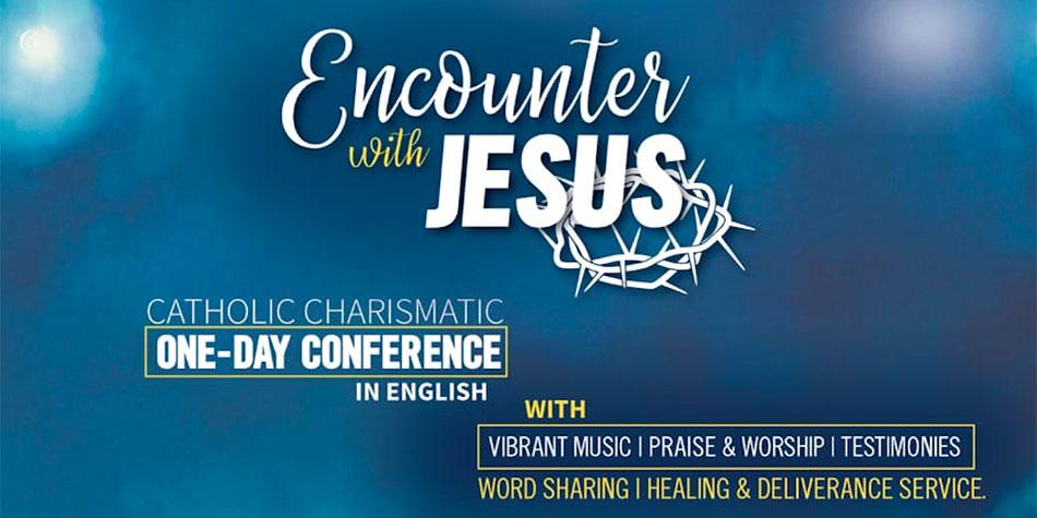 Encounter with Jesus