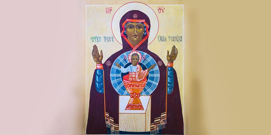 Jungfru Maria – garant för mänsklighetens frälsning och julfirandet