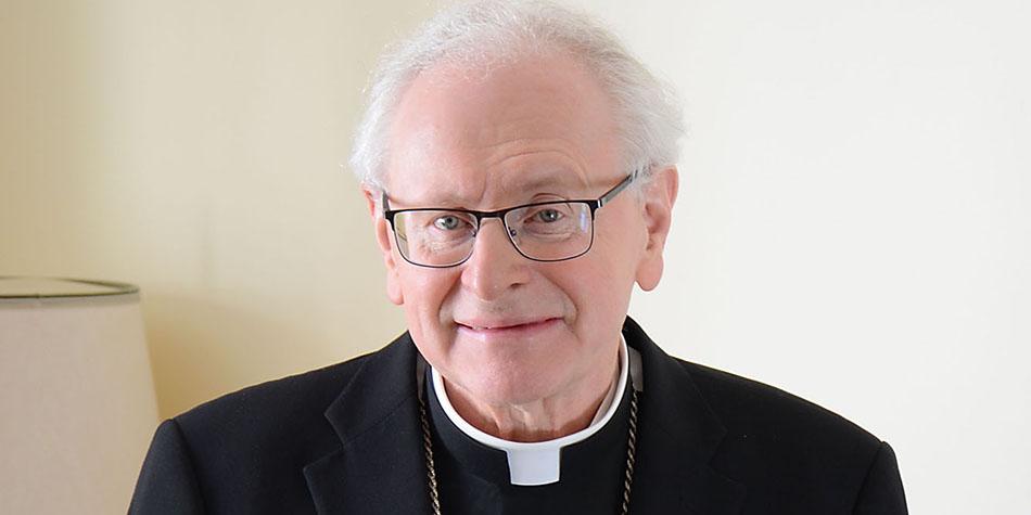 Piispa pääsi kotiin