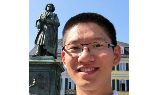 Nuoren Siyan Zhuangin tie katoliseen kirkkoon