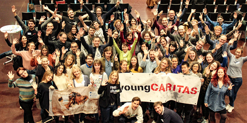 YoungCaritas – nuoret solidaarisemman maailman puolesta