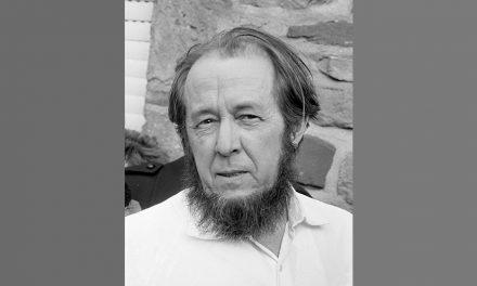 Solsjenitsyn: Religionen i Sovjetunionen på 1970-talet