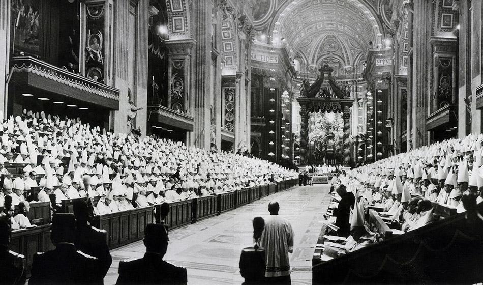 15 väitettä Vatikaanin II kirkolliskokouksesta