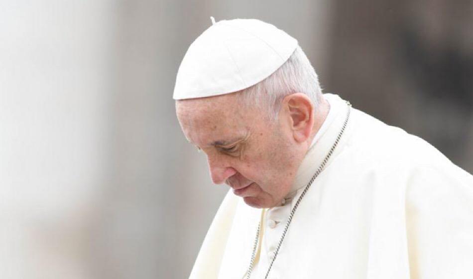 Paavin osanotto Uuden-Seelannin tapahtumien johdosta