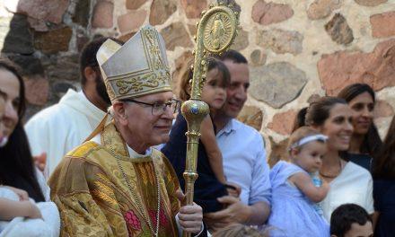 Piispa palaa töihin