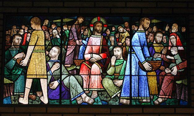 Nyt on hetki: antakaamme Jeesuksen tehdä ihme