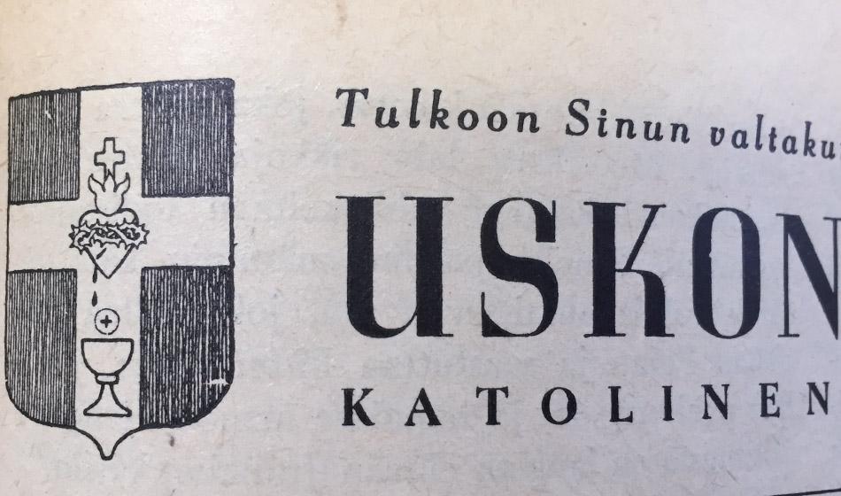 Uskon Sanomat – suomalainen katolinen kuukausilehti