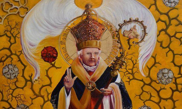 Piispa Hemmingin kanonisaation terminologiasta ja lähteistä