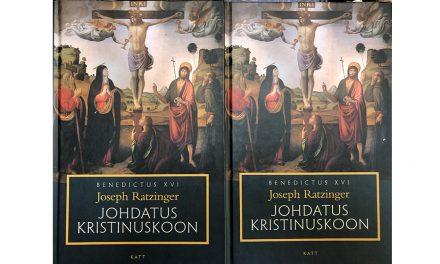 Ratzingerin haastava ja innostava johdatus kristinuskoon