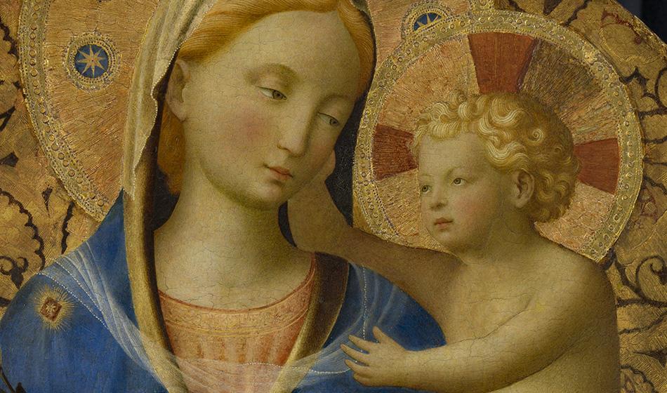 Toukokuu on omistettu Neitsyt Marialle