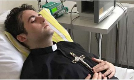 Att få dö som präst