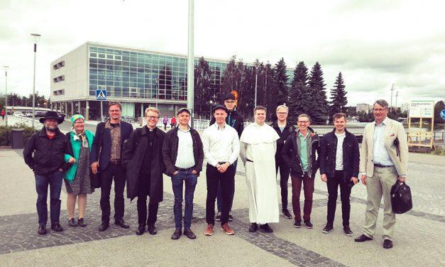 Toinen hapatuspäivä järjestettiin Oulussa