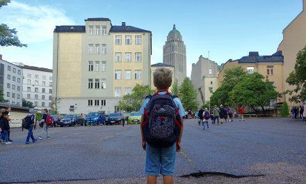 Hiippakunnan kouluikäiset ja heidän osallistumisensa oman katolisen uskonnon oppimäärän opetukseen