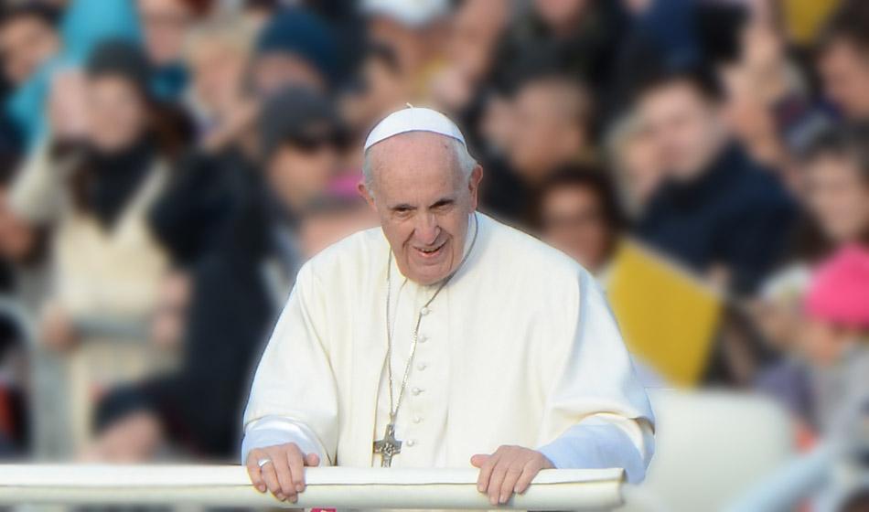 Paavi kiinnitti huomiota Yhdysvaltojen tilanteeseen