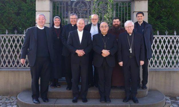 Pohjoismaiden piispainkokous Sveitsissä