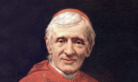 Kardinaali Newman julistetaan pyhäksi