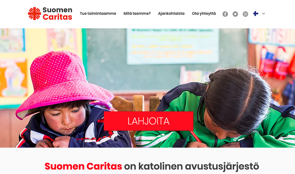 Caritas-kuulumiset