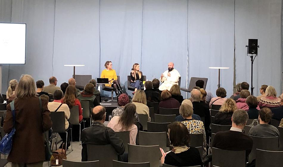 Katolinen tiedotuskeskus mukana Helsingin kirjamessuilla