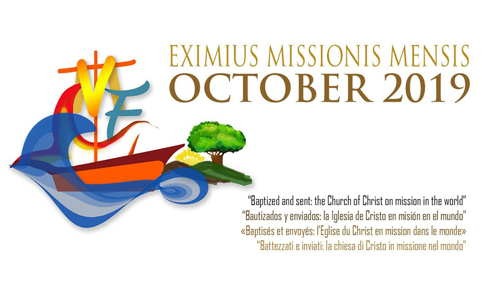 Maailman lähetyspäivä sunnuntai 20.10.2019
