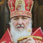 Patriarkka Kirill vierailee Suomessa 5.–7.5.2020