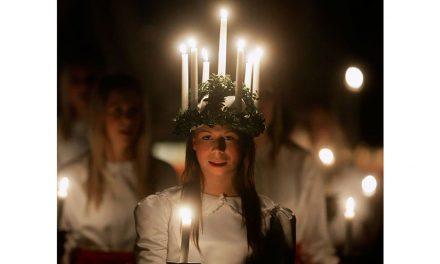 Lucia-juhlasta