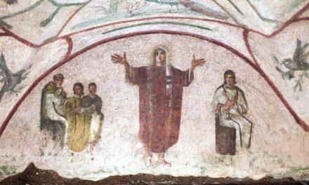 Kristityn paikka on Jumalan käsissä