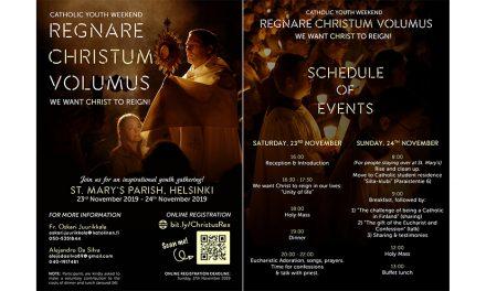 Nuoret! Regnare Christum Volumus!