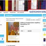 Benedictus XVI:n yhteiskunnallisia puheita kirjana