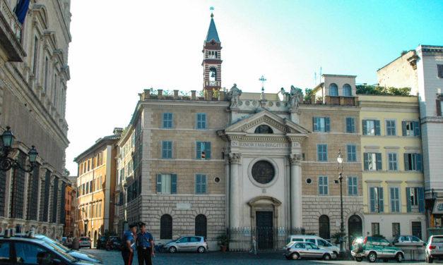 Ekumeeninen valtuuskunta Roomassa