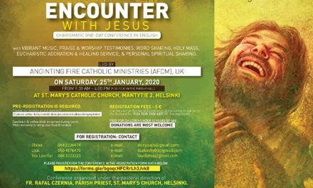 Encounter with Jesus