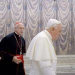 Kaksi paavia: Franciscukseen keskittyvä kuvaus kahden paavin erikoisesta ystävyydestä