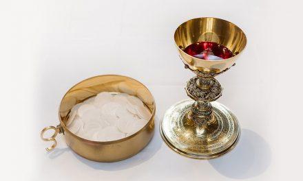Ekumeniken och mottagandet av den Heliga Eukaristin
