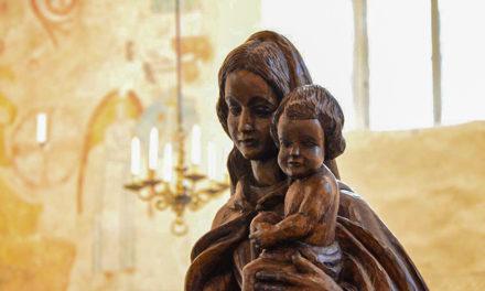 Helmikuun Maria-klubissa aiheena Neitsyt Maria