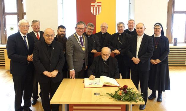 Pohjoismaiden piispainkokouksen täysistunnon lehdistötiedote