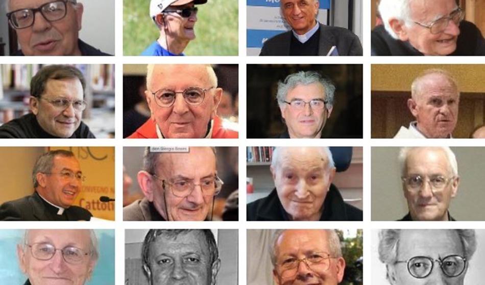 Italiassa jo lähes 90 pappia kuollut