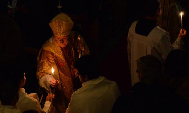 Asiainhoitajan kirje pääsiäisen kolmen pyhän päivän vietosta
