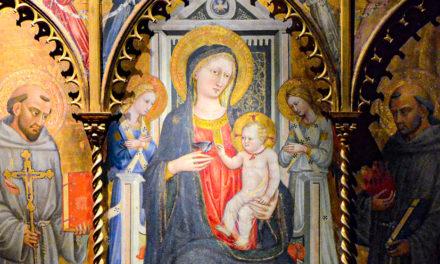 Toukokuu: Marian kuukausi