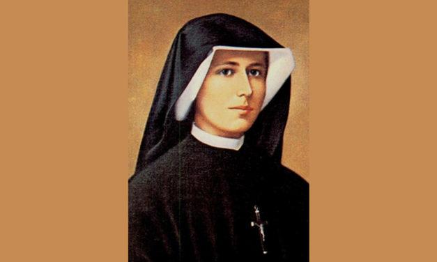 Pyhä Faustyna Kowalska yleiskalenteriin