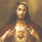 Jeesuksen Pyhän Sydämen mietiskely