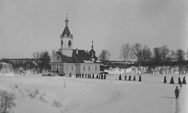 Världens nordligaste klostergemenskap