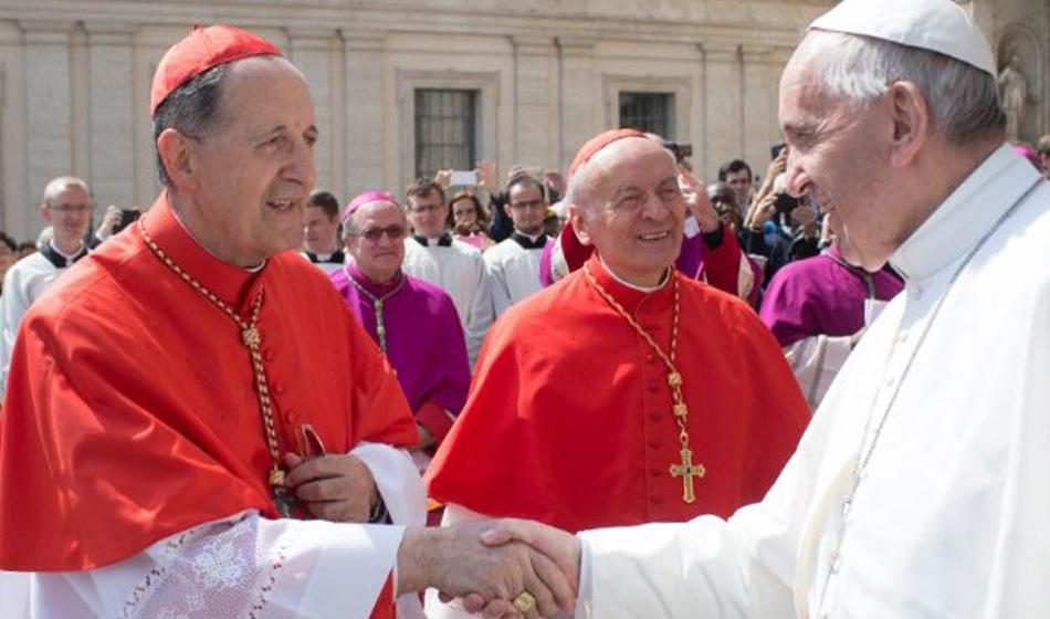 Vatikaanista ohjeita seurakuntaelämän uudistamiseen