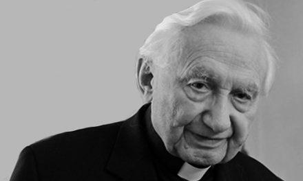 Georg Ratzinger in memoriam