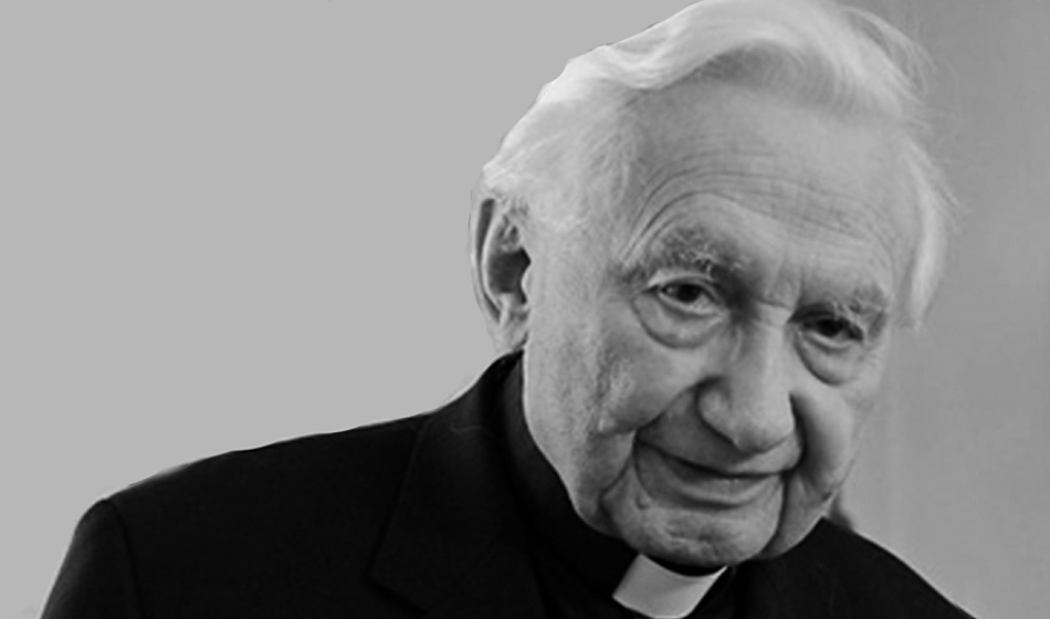 Georg Ratzinger in memoriam