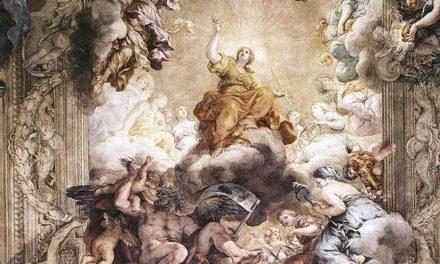 Jumalan kaitselmus ja korona