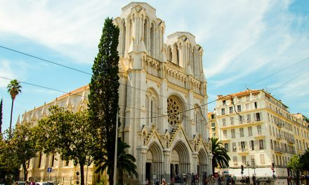 Paavi suree Nizzan terroritekoa