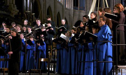 """Notre-Damen katedraalin kuoro palaa """"kotiin"""""""