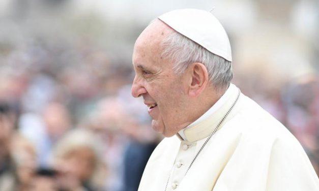 Paavi Franciscuksen paastoviesti 2021