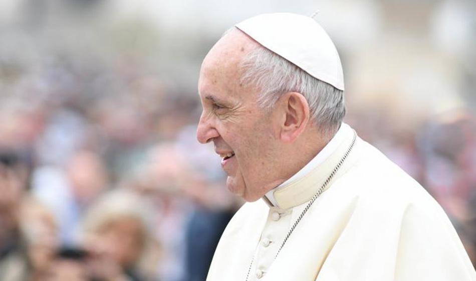 Paavi Irakiin maaliskuussa