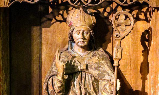 Piispa Henrikin julistustyö ja kuolema